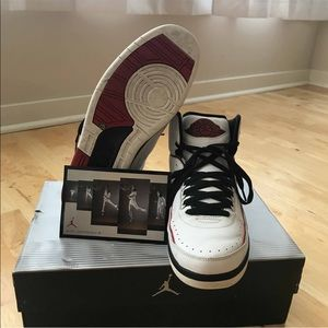 Air Jordan II Size 12